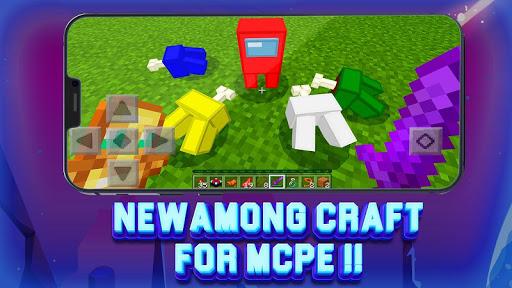 Map Among Us 2 For Minecraft PE screenshot 9