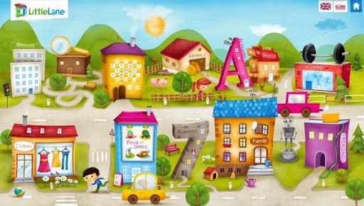 LittleLane - English for Kids