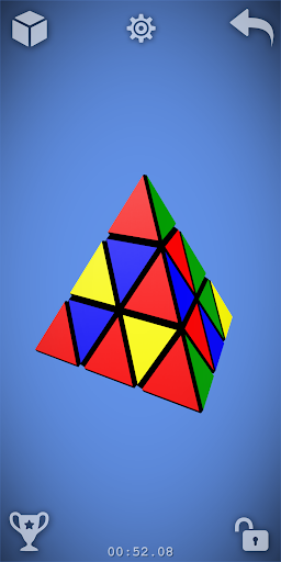 Magic Cube Puzzle 3D Apk 2