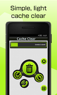 Cache Clear -Auto Clean-- screenshot thumbnail