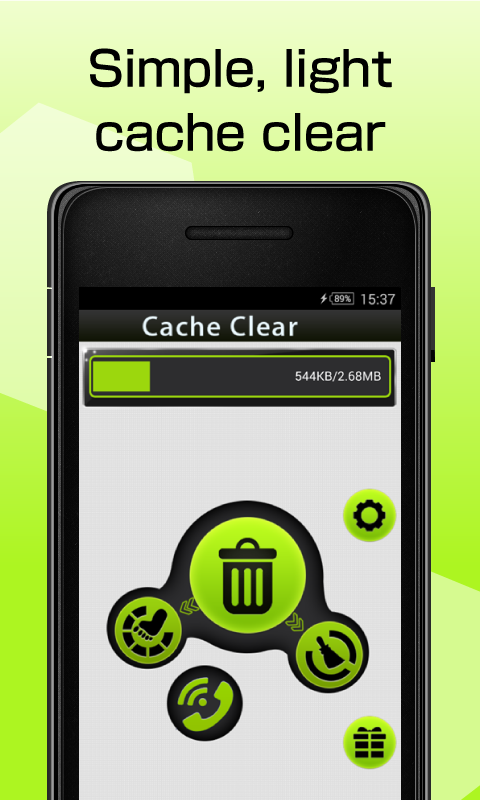 Cache Clear -Auto Clean-- screenshot