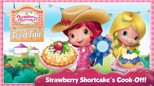 Strawberry Shortcake Food Fair 1.6 screenshots 1