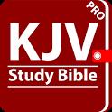 KJV Study Bible - Offline Bible Study Pro icon