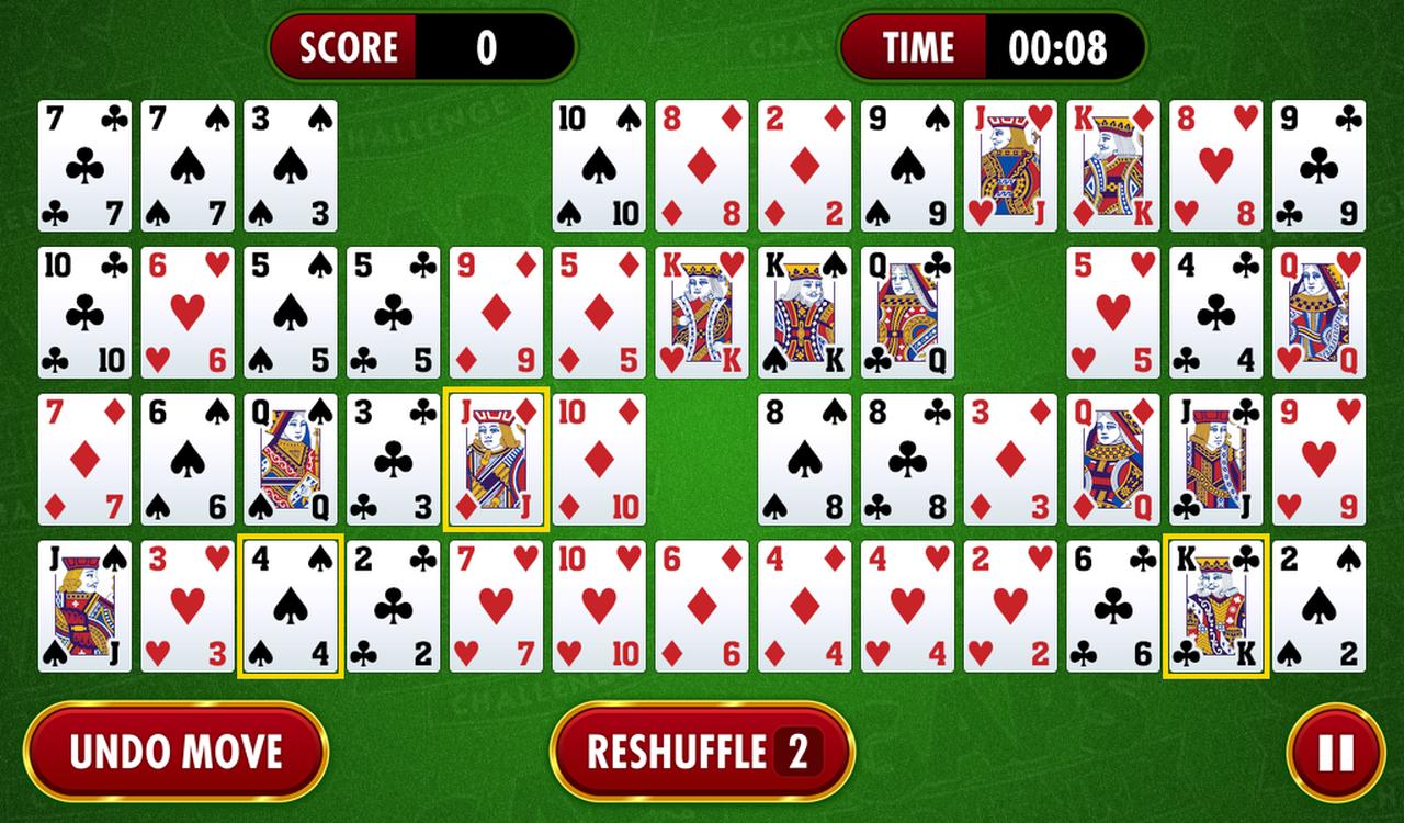 Card Games - Gaps