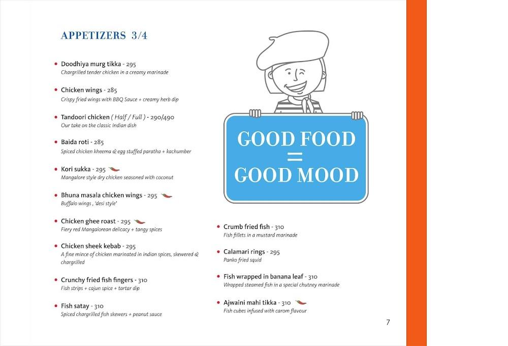 Mishmash menu 27
