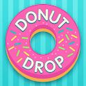 Donut Drop by ABCya icon