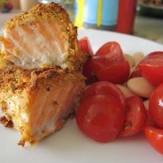 Parmesan-Crumbed Salmon
