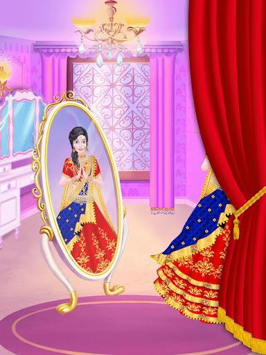 Rani Padmavati Makeover - Makeup & Dress up Salon 2.6 gameplay | by HackJr.Pw 9