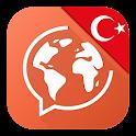 Aprenda turco Grátis - Mondly icon