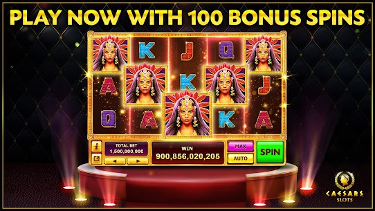 Caesars Slots: Free Slot Machines & Casino Games App Download For Android and iPhone 3