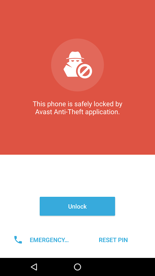 Avast Anti-Theft- screenshot