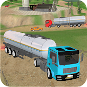 Oil Tanker Transport Truck Game