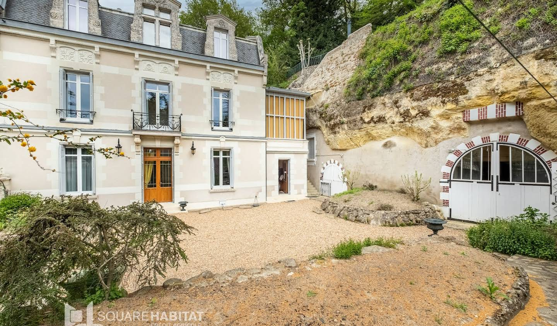 Maison avec jardin Rochecorbon
