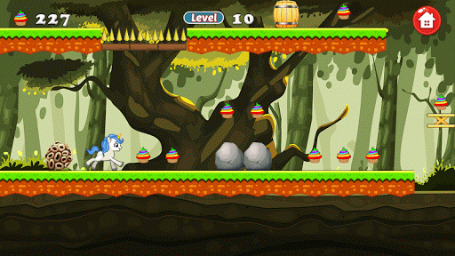 Unicorn Dash Attack: Unicorn Games filehippodl screenshot 5