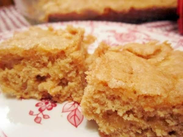 Spiced Apple Cinnamon Bars Recipe