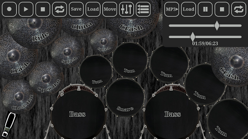 Drum kit metal 2.06 screenshots 8