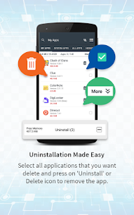 Safe Uninstaller – Premium App Deleter v1.1 Cracked APK [Latest] 1