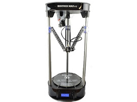 SeeMeCNC Rostock MAX v2 3D Printer - Fully Assembled
