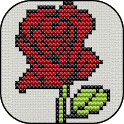 Cross Stitch: Craft Your Needlework & Embroidery icon