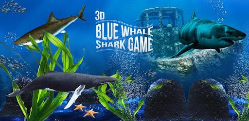 blue whale shark game 2017