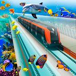 underwater train simulator Icon
