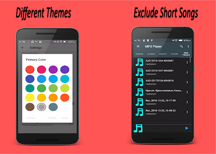 MP3 Player - Music Player screenshot