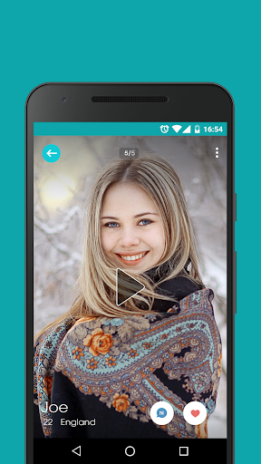 Europe Mingle - Dating Chat with European Singles 5.1.0 screenshots 2
