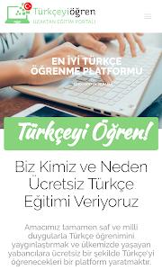 Türkçeyi Öğren - náhled