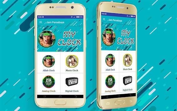 Download Persebaya Wallpaper Clock Live Apk Latest Version App For