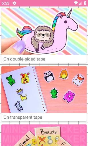 How to make stickers 1.3 Screenshots 2