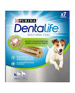 Purina Dentalife Tyggepinne Small Dog 115 g