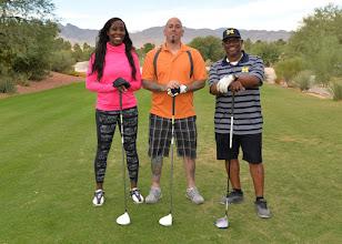 Photo: Shante Anderson, Craig Chapman, Eric Cole
