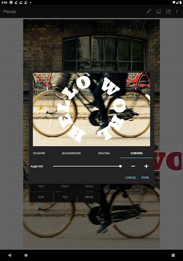 Phonto - Text on Photos 1.7.67 screenshots 15