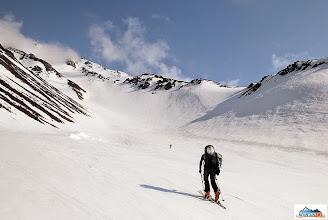 Photo: A long way towards volcano Koryaksky