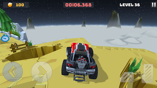 Mountain Climb : Stunt Screenshot