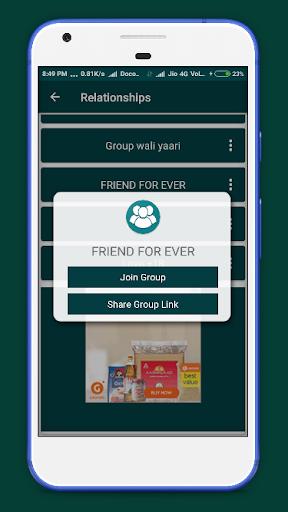 Group Link For whatsapp 1.1 screenshots 2
