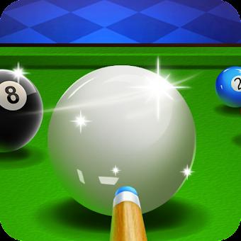 8 Ball Game - Billiards Pool