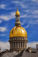 Photo: Dome of the New Jersey State House