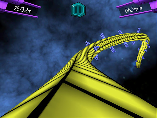 Speed Maze - The Galaxy Run 2.5 screenshots 8