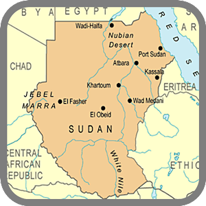 Sudan Map Android Apps On Google Play - Sudan map