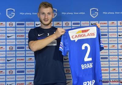Brabec explique pourquoi il a opté pour Genk et non Anderlecht