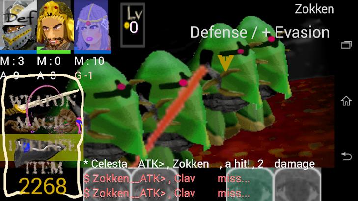 Daily Desperate Dungeons (DDD) screenshot