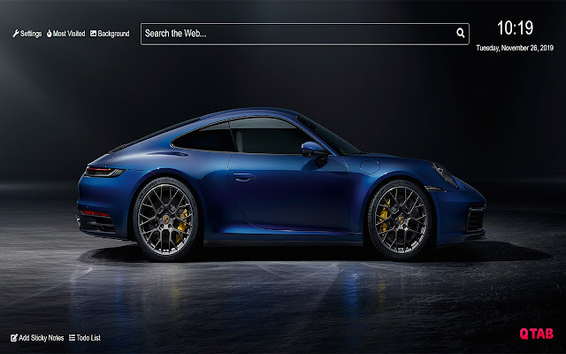 Porsche Wallpapers HD New Tab