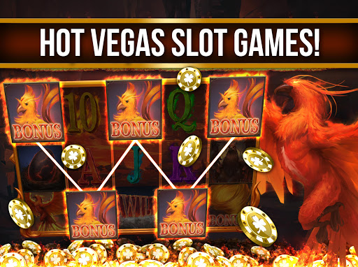 Slots: Hot Vegas Slot Machines Casino & Free Games - screenshot