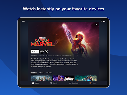 Disney Plus MOD APK 1.2.1 ( Free Premium Subscription ) 8