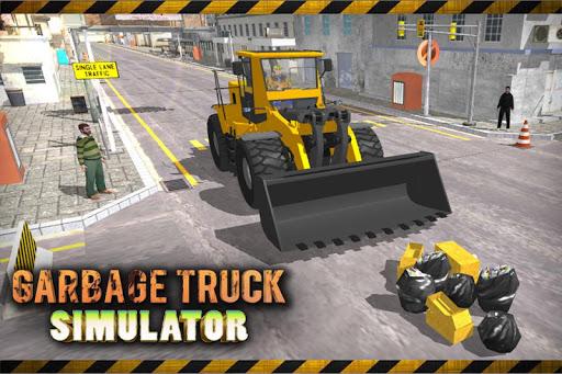 垃圾卡车模拟3D