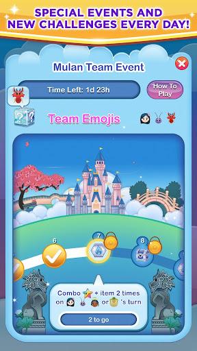 Disney Emoji Blitz apktram screenshots 5