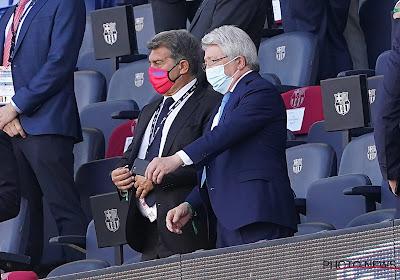 Le président du FC Barcelone glisse un tacle au Paris Saint-Germain