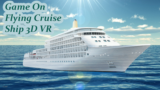 VR Flying Cruiser D Simulator Ship Action Android Apps On - Flying cruise ship