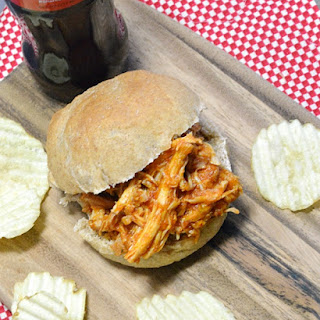 BBQ Pulled Pork (No Added Sugar Homemade BBQ Sauce) #FoodiesRead